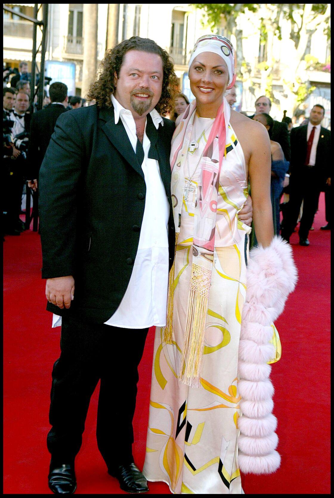 Au Festival de Cannes en 2004