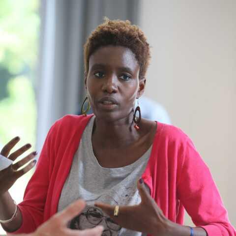«Vous n'avez pas à m'interrompre»: vif échange entre Rokhaya Diallo et Jean-Christophe Buisson