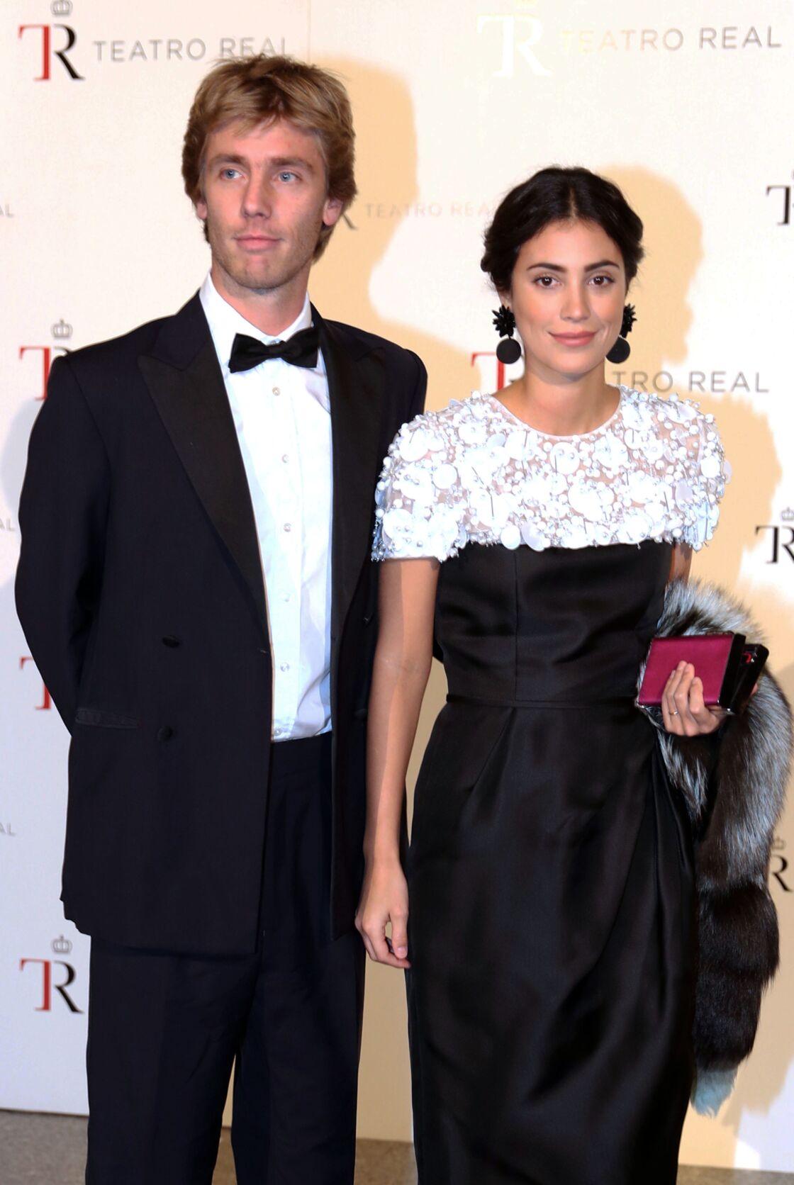 Christian de Hanovre et Alessandra de Osma, en novembre 2018.
