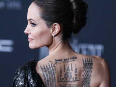 PHOTOS - Angelina Jolie : découvrez son évolution physique