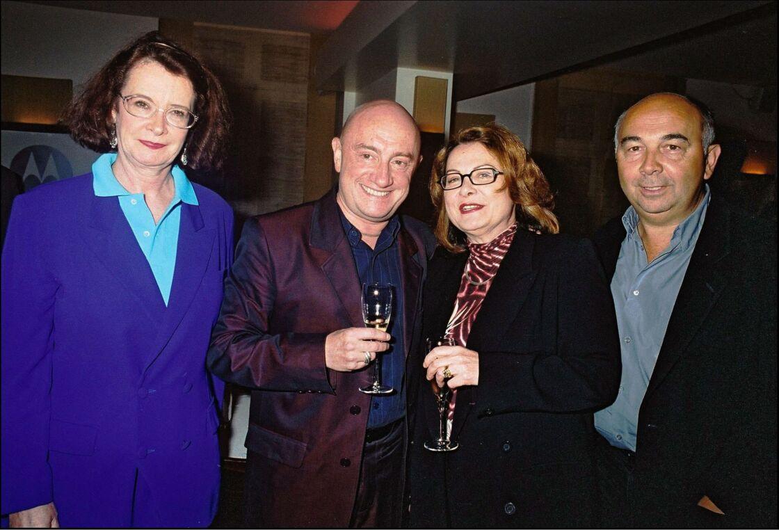 Dominique Lavanant ne garde pas de bons souvenirs de sa collaboration avec Michel Blanc, Josiane Balasko, Gérard Jugnot et compagnie