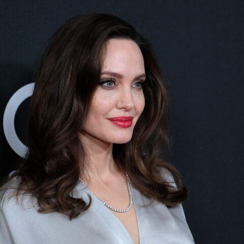 PHOTOS – Angelina Jolie a 45 ans: elle ne change pas hormis ses nombreux tatouages