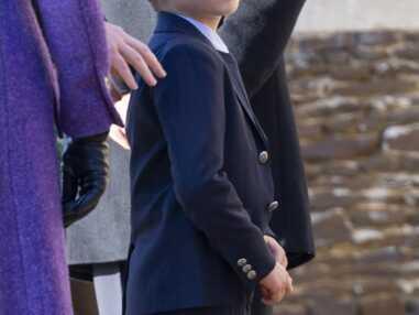 George de Cambridge, Elisabeth de Belgique, Jacques de Monaco, Leonor d'Espagne : la relève de la monarchie en 30 photos