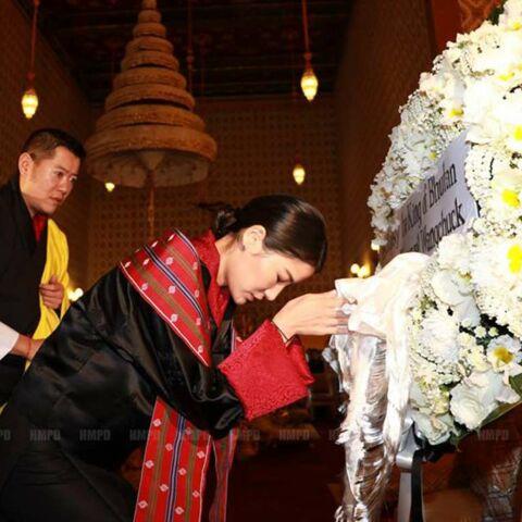 PHOTO – La reine Jetsun Pema du Bhoutan ravit avec un nouveau portrait officiel