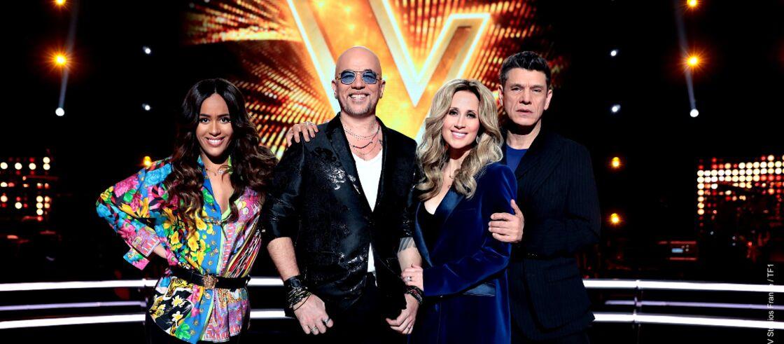 Les coachs de The Voice saison 9 sur TF1