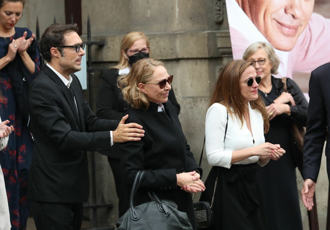 Nicolas Bedos, Joëlle Bercot et Victoria Bedos