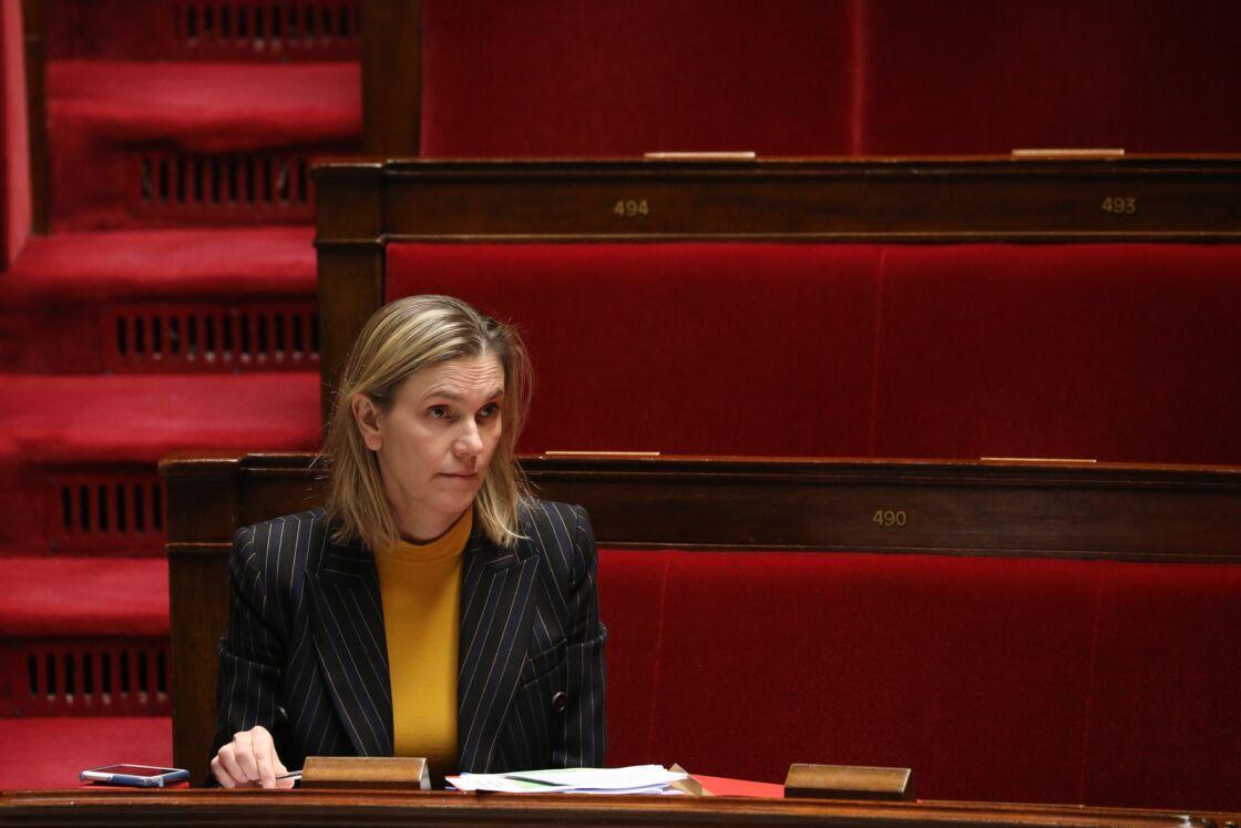Agnès Pannier-Runacher à l'Assemblée nationale