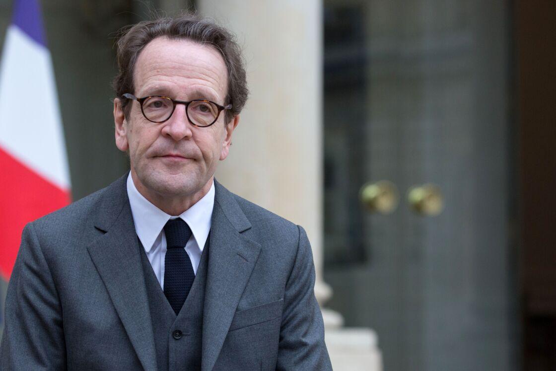 Gilles Le Gendre, l'auteur de la note