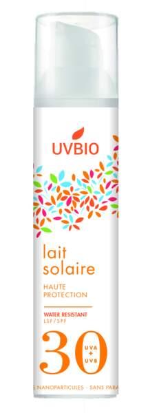 Gel Solaire Transparent SPF 30, UV Bio, 24,90, uv-bio.com