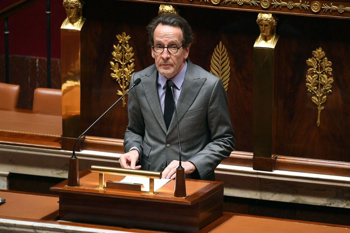 Gilles Le Gendre, président du groupe La République en Marche (LREM) à l'Assemblée Nationale, le 28 avril 2020.