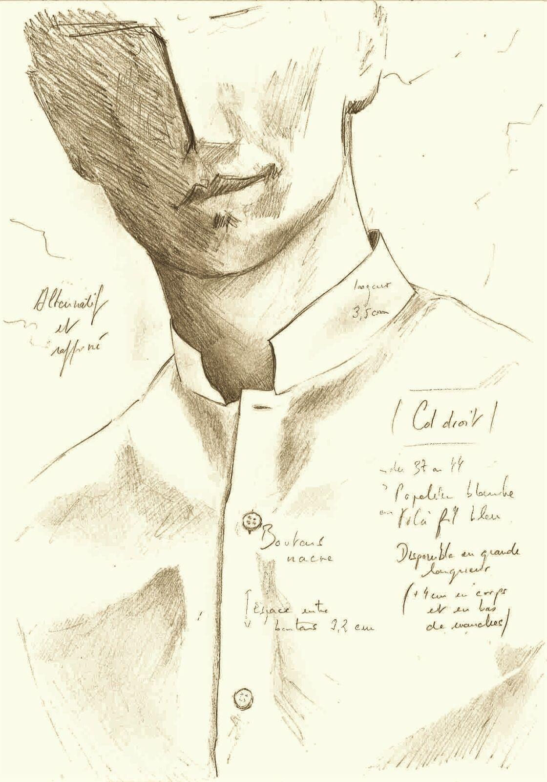 Lancée en 1968, Figaret s'est imposé comme l'expert de la chemise parfaite dont elle maîtrise les cols, la coupe, les finitions, le nombre de points au centimètre…