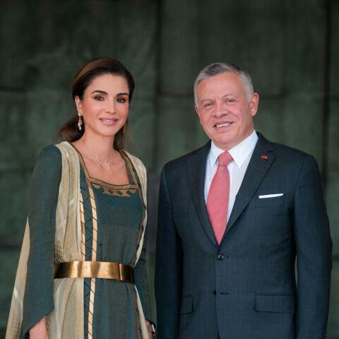 PHOTO – Rania de Jordanie très tendre avec son mari Abdallah pour leurs noces d'acajou