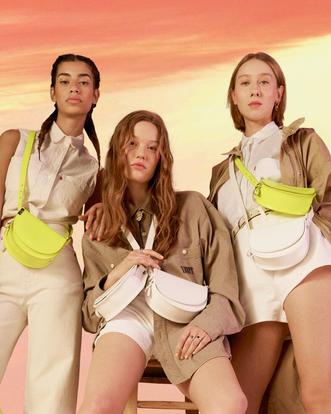 Le sportswear inspire aussi avec des couleurs néon et le grand retour de la banane !