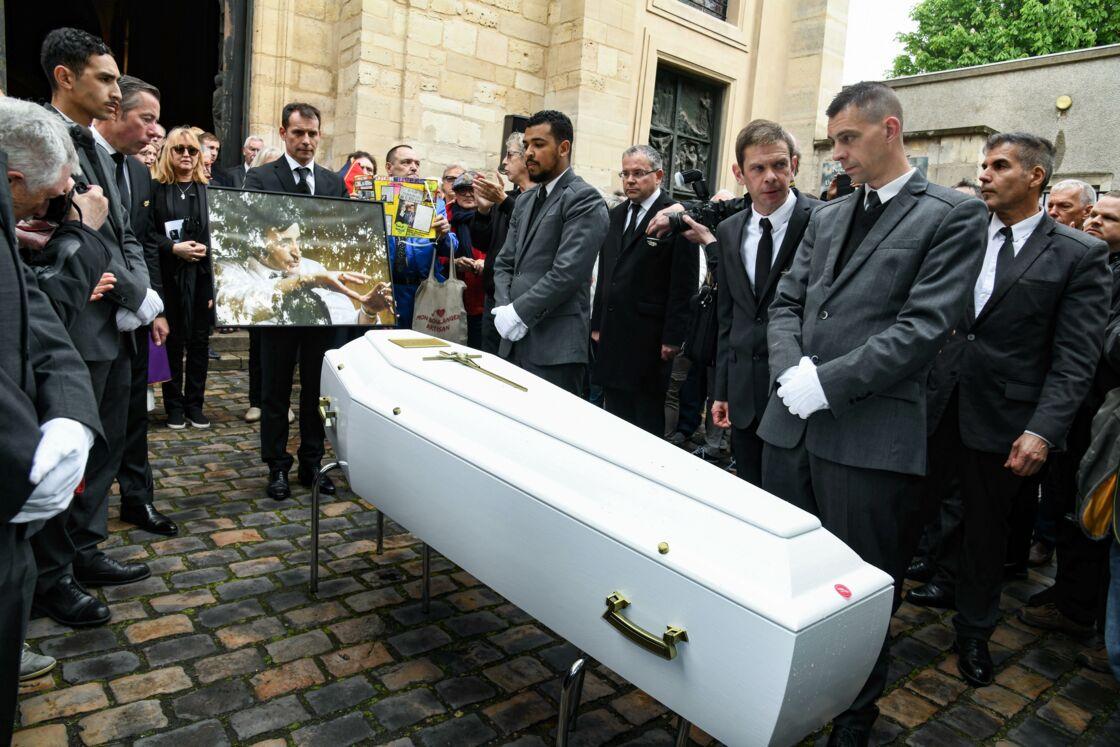 Les obsèques de Dick Rivers ont eu lieu le 2 mai 2019, en l'église Saint-Pierre de Montmartre à Paris.