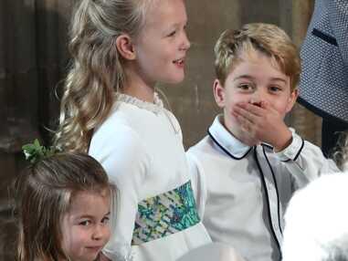PHOTOS - Le prince George et Savannah Phillips : de coquins complices