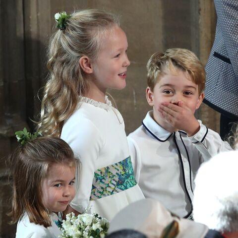 PHOTOS – Le prince George inséparable de Savannah Phillips: ils font les 400 coups