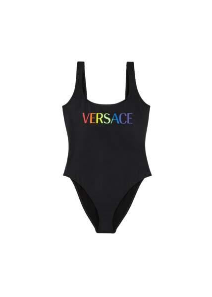 Maillot de bain Versace x pride, 390 €