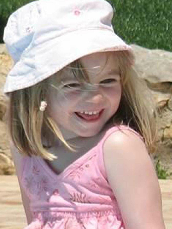Maddie McCann a disparu le 3 mai 2007, à Praia da Luz (Portugal).