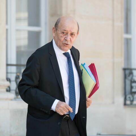 Coronavirus: Jean-Yves Le Drian menacé, le doyen du gouvernement prend ses précautions