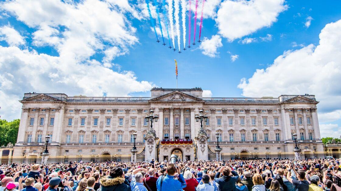 La traditionnelle parade militaire