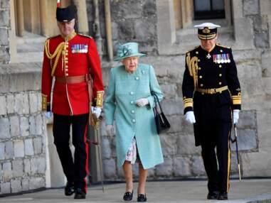 PHOTOS - Elizabeth II seule : cette cérémonie militaire inédite à Windsor