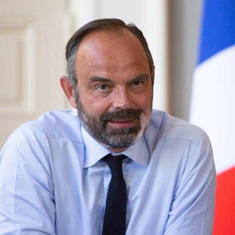 PHOTO – Édouard Philippe de retour au Havre: ce message énigmatique