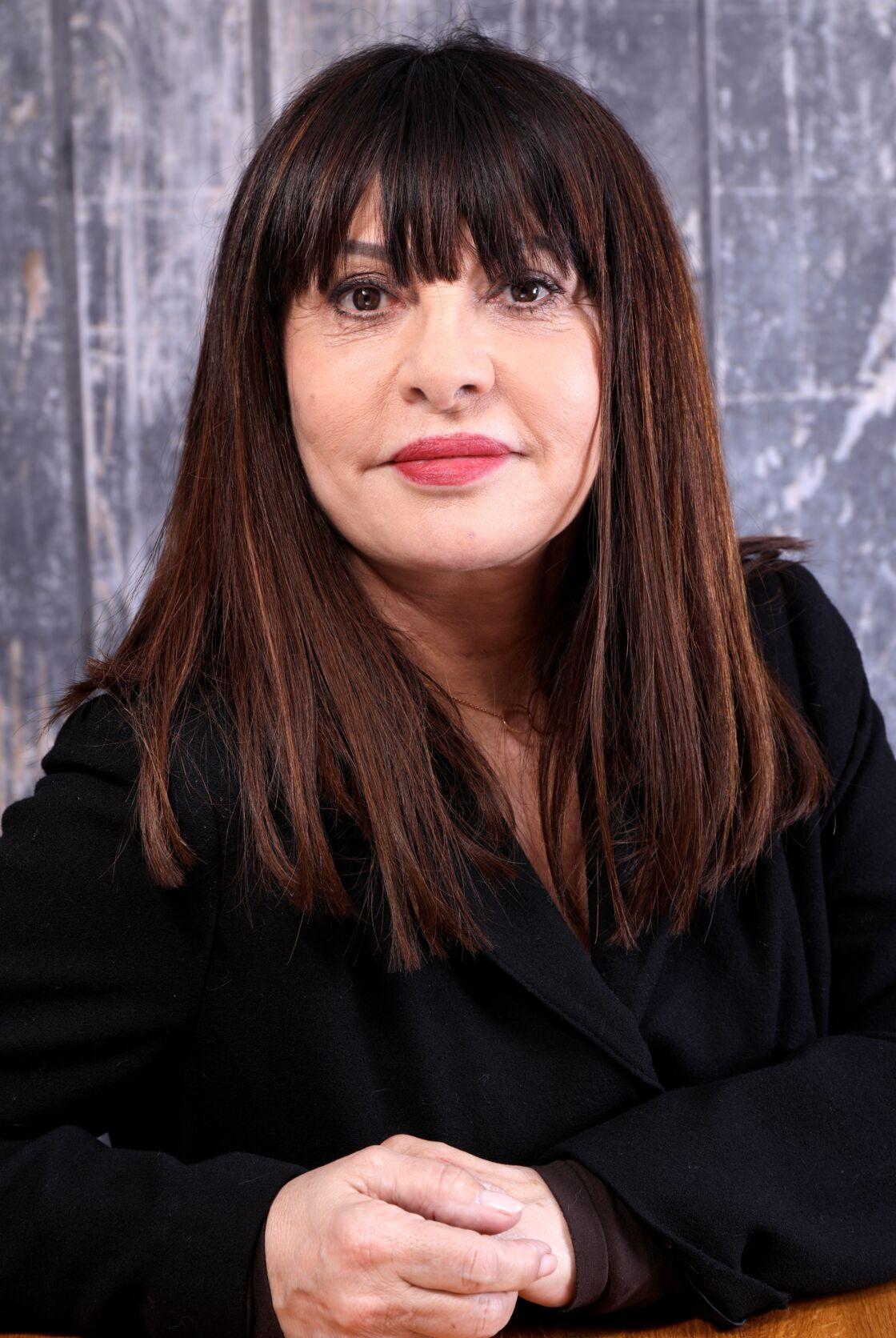 Geneviève Delpch, la veuve de Michel Delpech.