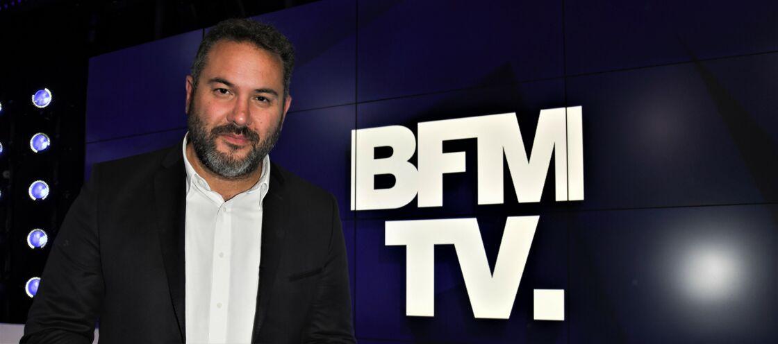 Bruce Toussaint reprendra la matinale de BFM TV à partir de septembre 2020.
