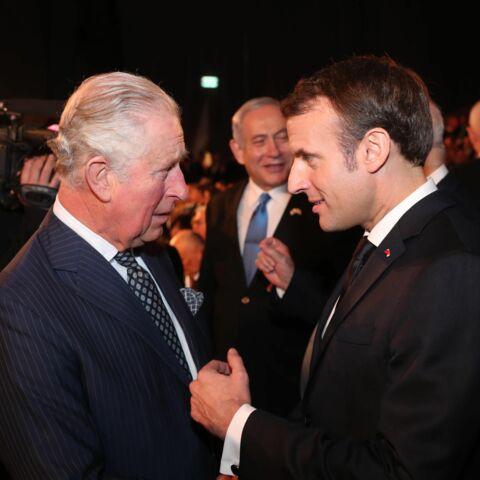 Emmanuel Macron contraint à la quarantaine avant de rencontrer Charles et Camilla?