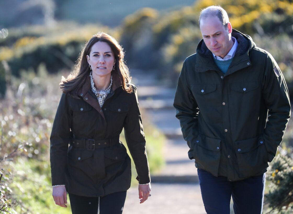 Kate Middleton et le prince William en Irlande