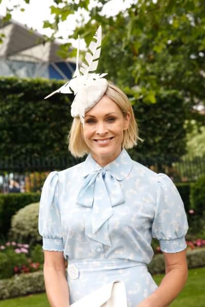 Jenni Falconer Ladies Day lors de la course Royal Ascot. Le 20 juin 2019