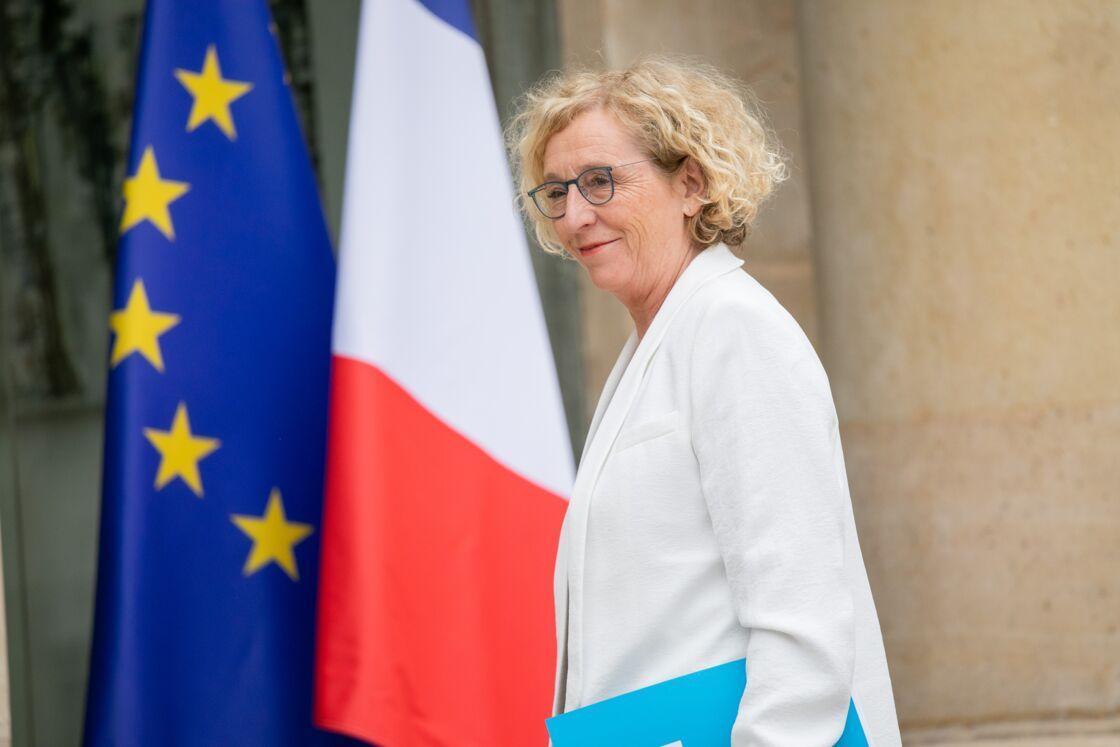 Muriel Pénicaud le 4 juin