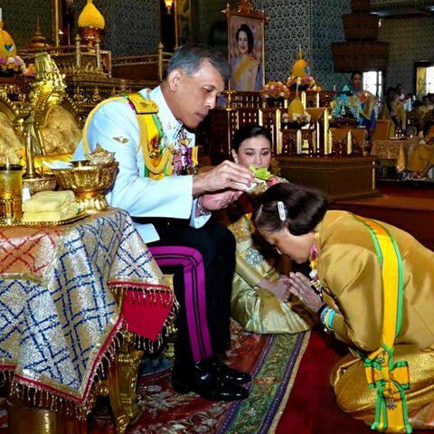 Le roi de Thaïlande inquiet: sa sœur une nouvelle fois admise à l'hôpital