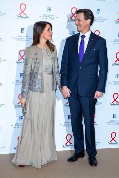 Le prince Joachim de Danemark et la princesse Marie de Danemark se sont rencontrés à la fin de l'année 2002. Leurs fiançailles sont annoncées le 3 octobre 2007, et ils se diront oui le 24 mai 2008.
