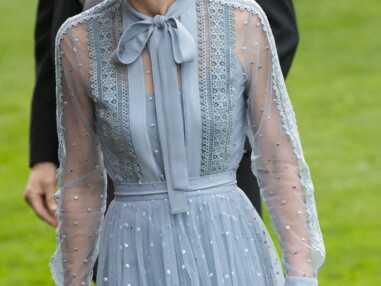 PHOTOS - Les plus belles tenues de la famille royale à Ascot