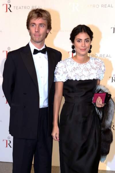 Après 7 ans d'amour, le prince Christian de Hanovre et sa femme Alessandra se sont dit oui à Lima, le 16 mars 2018.