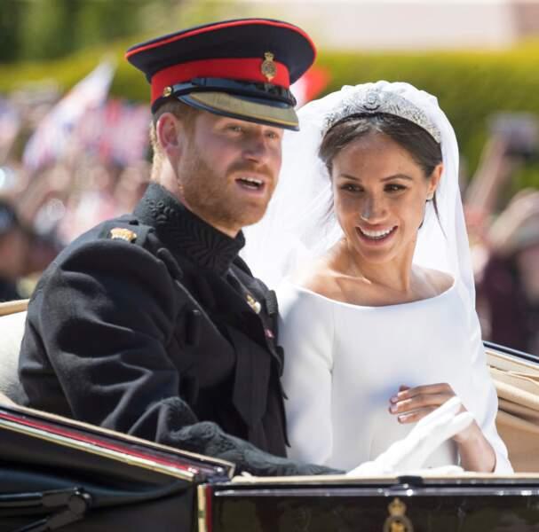 Meghan Markle et le prince Harry se sont rencontrés en 2016, par le biais d'une amie commune.