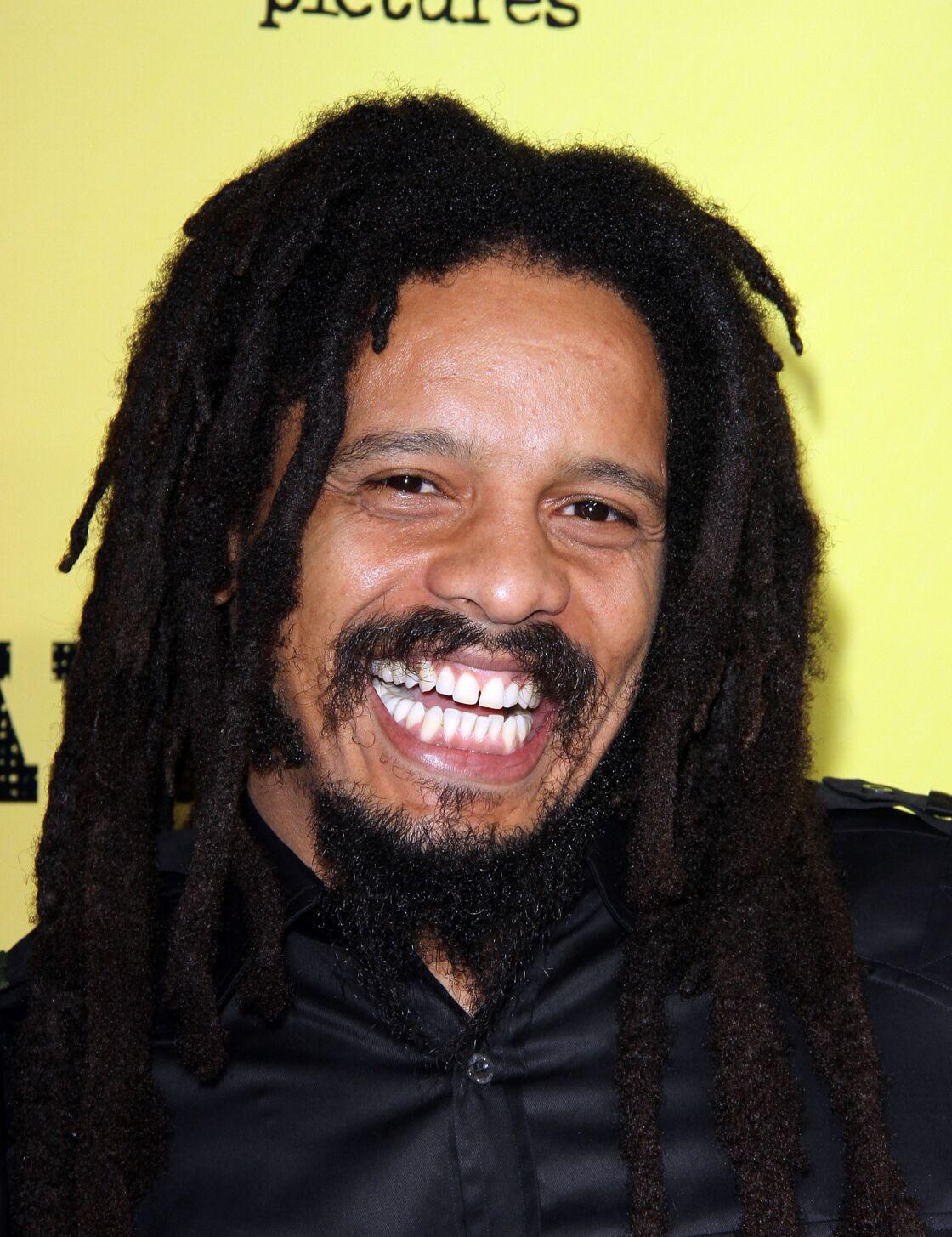 Rohan Marley en 2012.