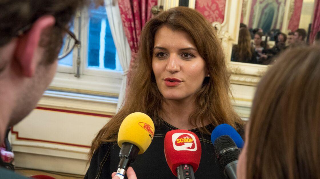 Début 2018, Marlène Schiappa s'était exprimée sur l'affaire Alexia Daval.