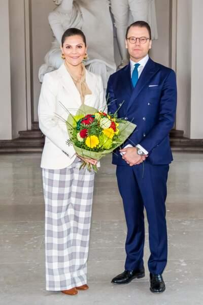 La princesse Victoria de Suède et le prince Daniel se sont mariés le 19 juin 2010 à Stockholm.