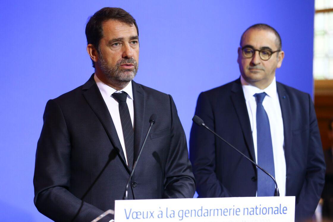 Christophe Castaner et Laurent Nunez