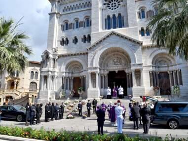 Les obsèques de la baronne Elisabeth-Anne de Massy
