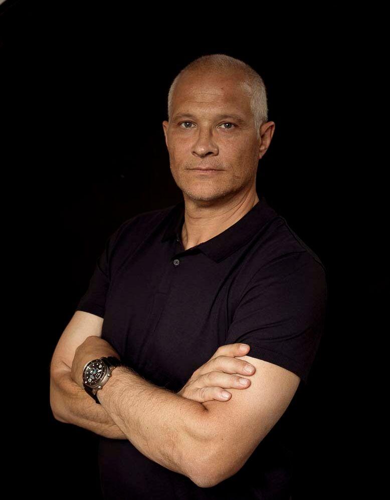Ludovic Manzon, nouveau CEO du groupe Ikks, passé par Nike, Puma ou encore Sloggi.