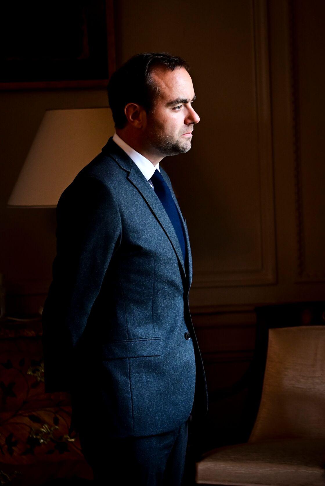 Sébastien Lecornu le 14 mai 2020