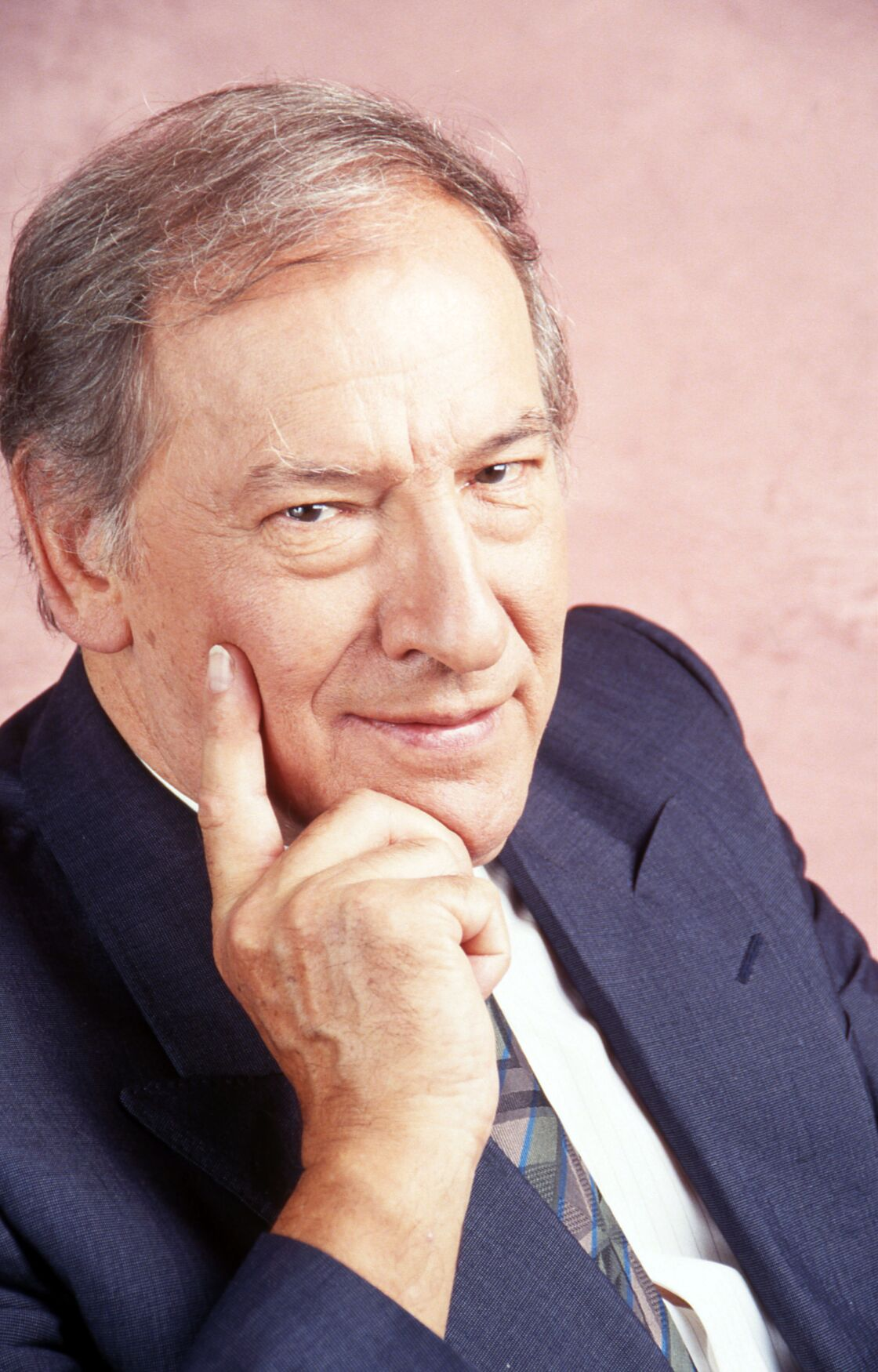 Roger Borniche en 1993