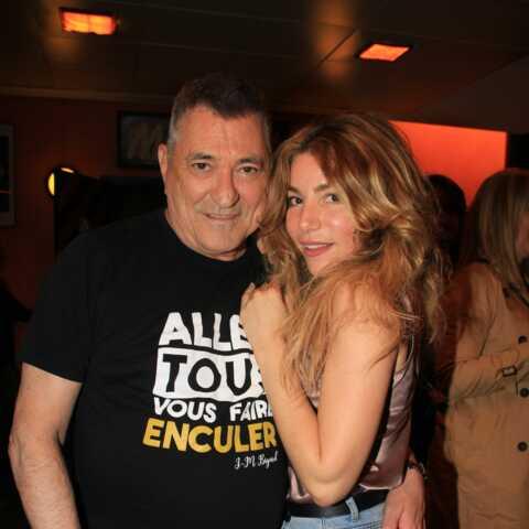 PHOTO – Jean-Marie Bigard: sa compagne Lola Marois solidaire dans la provoc'