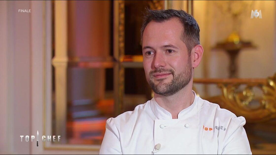 David Gallienne, seul chef étoilé du concours, a gagné cette nouvelle édition de Top Chef.