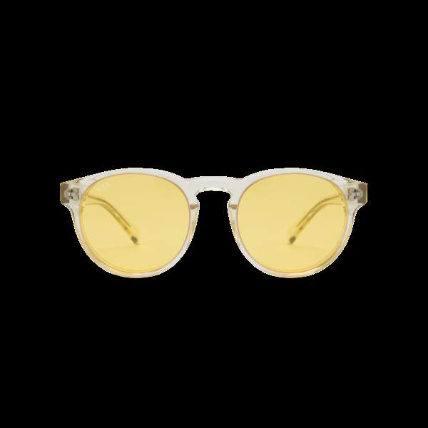 Lunettes de soleil Berkeley Transparent lemon, Kapten & son, 99 €