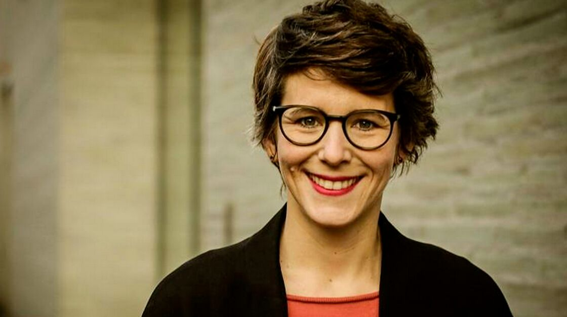 La journaliste allemande Ann-Kathrin Stracke qui accuse VGE d'agression sexuelle.