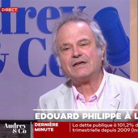 Emmanuel Macron et Edouard Philippe «ont du mal à se blairer»: Franz-Olivier Giesbert se lâche